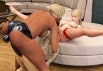 Muschi sex spiel mit geilen freundinnen