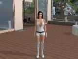 Virtuelle brunette aus eine kostenlose sexspiel