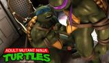Mutant Ninja Turtles gay version