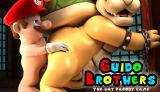 Super Mario homosexuell gay spiel