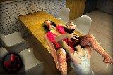 Freche bisexuelle madchen leckt ihre muschi freunde