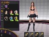 Kleiden virtuellen stripper und sagen sie ihr um sie zu necken