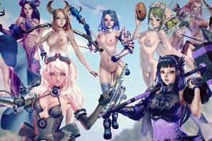 Crystal Maidens APK für PC online Spiel